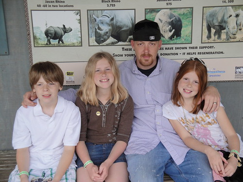Ryan, Chloie, Jeff and Averi
