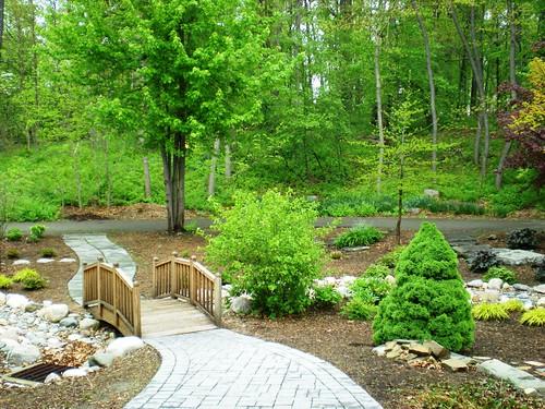 Meadowbrook Hall Garden