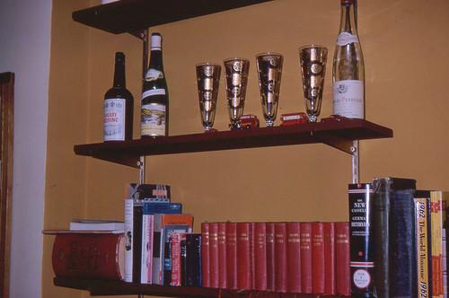 newyork home brooklyn book apartment wine brooklynheights roger 1965 wein hicksstreet hicks hicksst baedeker