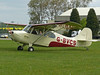 G-BVCS (QSY on-route) Tags: kemble egbp gvfwe greatvintageflyingweekend gbvcs 09052010