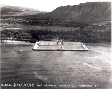 The Natatorium in 1928