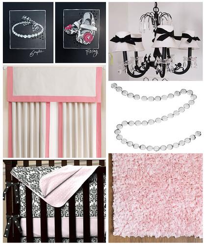Pink Parisian Nursery