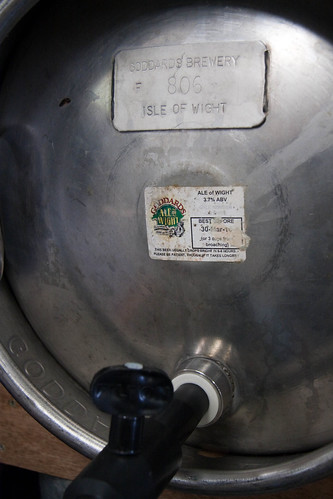 Ale of Wight Firkin