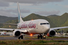 Caribbean Airlines - Boeing 737-800 - 9Y-KIN - Princess Juliana International Airport (SXM) - St. Maarten - May 8, 2010 DSC_2012 RT CRP (TVL1970) Tags: airplane geotagged saintmartin nikon aircraft aviation stmartin boeing stmaarten sxm airliners 737 winglets sintmaarten netherlandsantilles b737 737800 bwee boeing737800 boeing737 tncm mahobeach princessjulianainternationalairport 737ng gp1 d90 b738 cfm56 bwia britishwestindiesairways bwiawestindiesairways princessjulianaairport caribbeanairlines nikond90 7378q8 cfmi b737ng cfminternational 9ykin ilfc cfm567b26 aviationpartners nikkor18105mmvr 18105mmvr nikongp1 internationalleasefinancecorporation 7378q8wl 737800wl