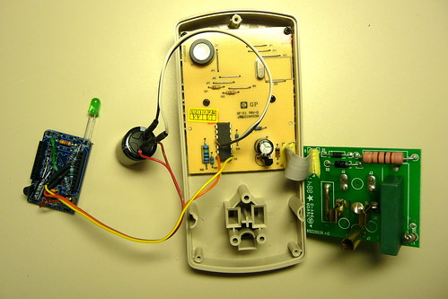Kill-A-Watt + Transmitter