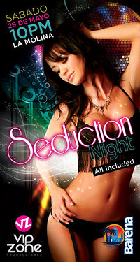 Seduction Night - La Molina