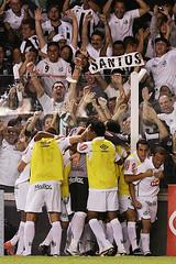 SANTOS F.C. (- Bruno Correia ;) Tags: do vila santos fc bruno clube futebol gol comemoração belmiro correia robinho lanucy ravlla