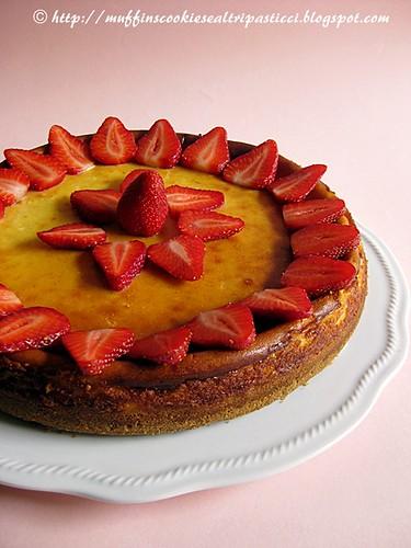 Il cheesecake di Sabrina