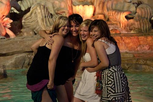 Last year's Vegas extravaganza.