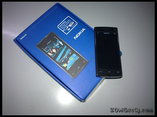 Nokia X6 16GB Review