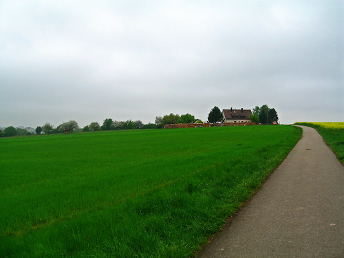 bike path, Badem-Wurttemburg, Germany