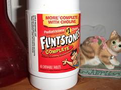 Remember Childhood (A Lovely Concept) Tags: vitamins flinstones