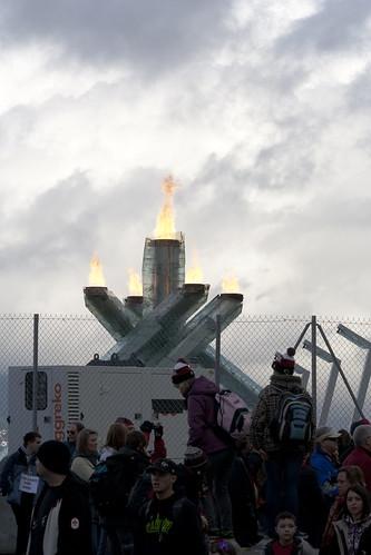 La super flamme touristique