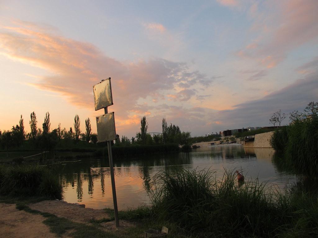 La inocencia del rio de Valencia