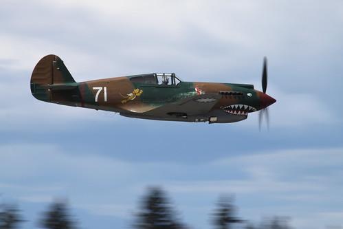 FHC Flyday P-40C