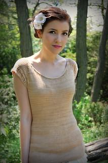 Spring Garden Tee- Adult Sizes pattern by Alana Dakos