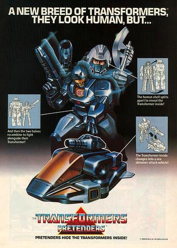 TransFormers Toy catalogs Spielzeug kataloge 001
