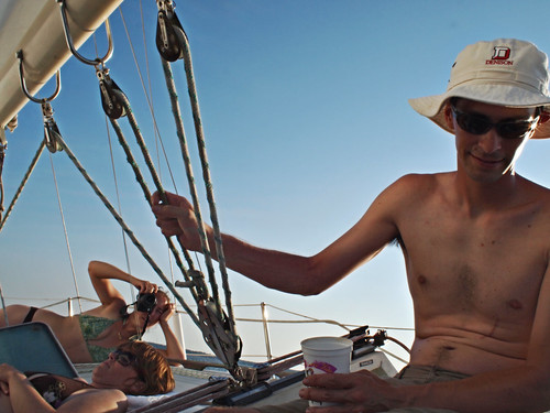 sky sun mobile sailboat bay boat gimp pinball sail crusing 17mm zd olympusep1