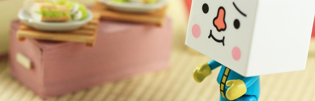 豆腐仔日記 - 打翻了麵包