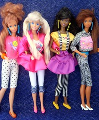 Cool Times Girls (Chicomαttel) Tags: cool 1988 times mattel inc