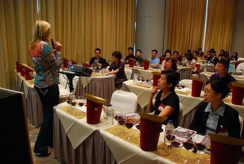 WofA haciendo conocer los vinos argentinos por el mundo