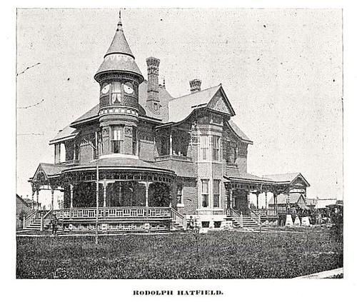 Rondolph Hatfield Residence; Wichita, KS