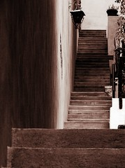 Escaleras (Hotu Matua) Tags: stairs mexico puerto jalisco escalera vallarta stairways degraus peldaos