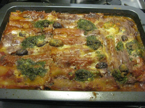 My Cannelloni
