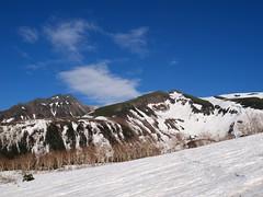 来シーズン滑りたい愛別岳
