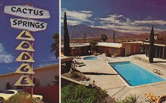 Cactus Springs Lodge - Desert Hot Springs, California
