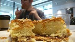 bakewell (estherase) Tags: emssimp findleastinteresting 0f cake museumoflondon museum mol blech paul friend friends