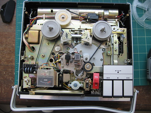TC-800B - Inside