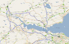dunblane route