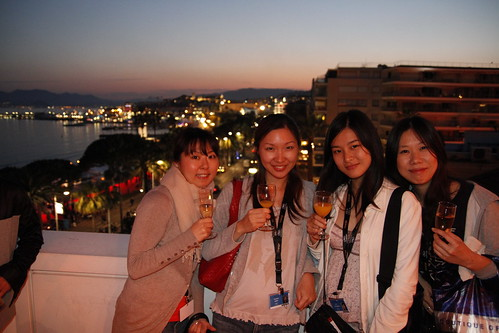 Mayuko, Tomoko, Fooi Mun and Yuiko