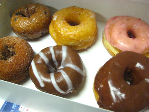 Daylight Donut Sampler - 144/365