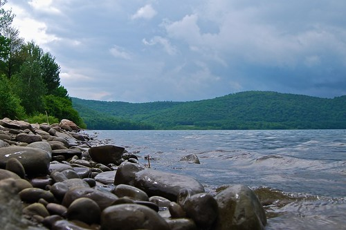 Cannonsville Shoreline by kmitschke