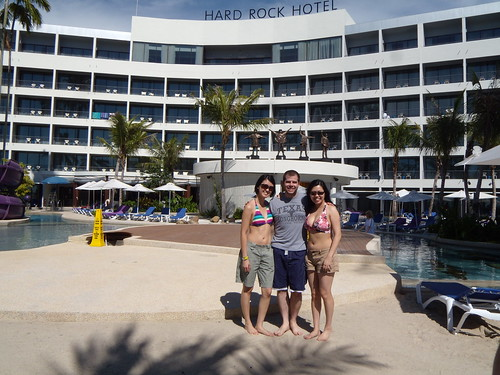 Fun at the Hard Rock