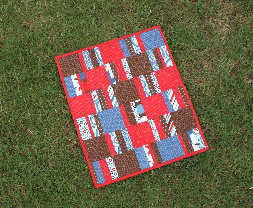 All Star Mini Quilt