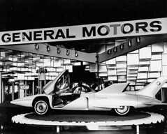 General Motors Corporation exhibit showing the...