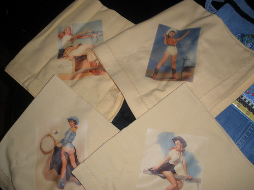 SGS VC pinup towels
