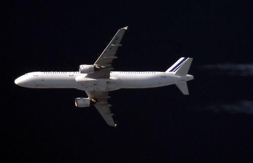 Air France A321 F-GTAE