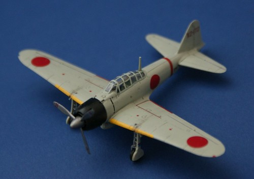 "Sweet 1/144 - Mitsubishi A6M3 Model 22 Zero Fighter - ""202nd Flying Group"" - 1"
