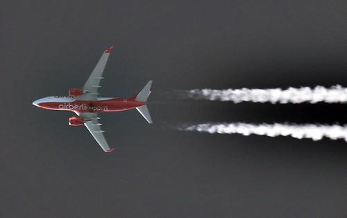 Airberlin B737 ABLD