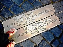My feet in Prague (danypassa) Tags: holiday feet prague pentax praha praga piedi vacanza meridian meridiano