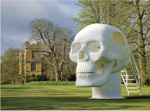 drollgirl Atelier Van Lieshout, Wellness Skull, 1995, Picture 1