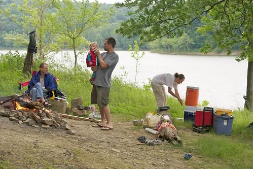 Camping 6/10