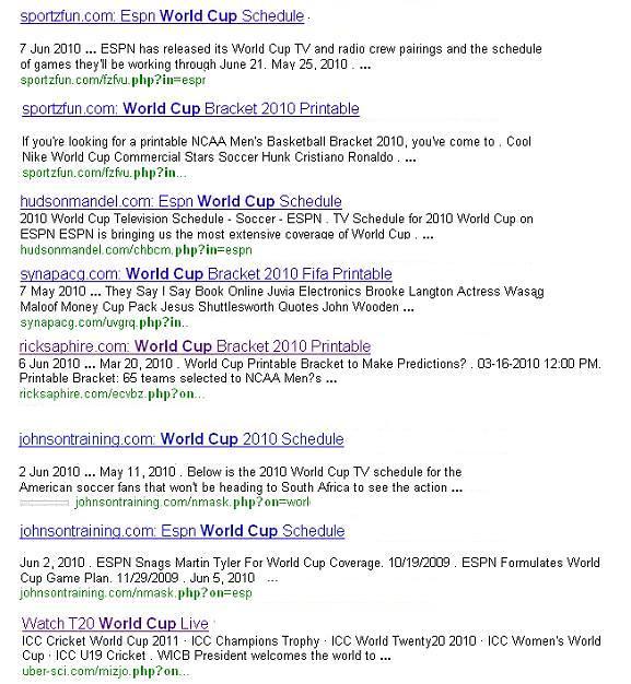 virusi campionatul mondial de fotbal 2010