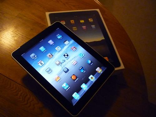 Milo the iPad! 005