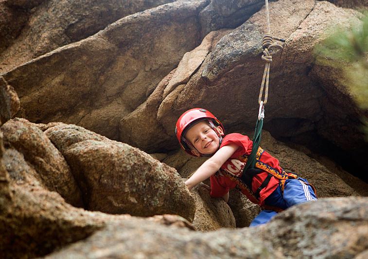 levi-climbing