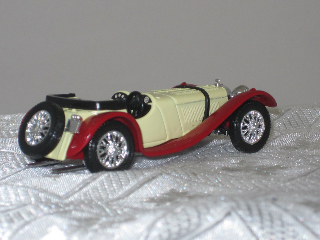 1938 Jaguar SS100 19